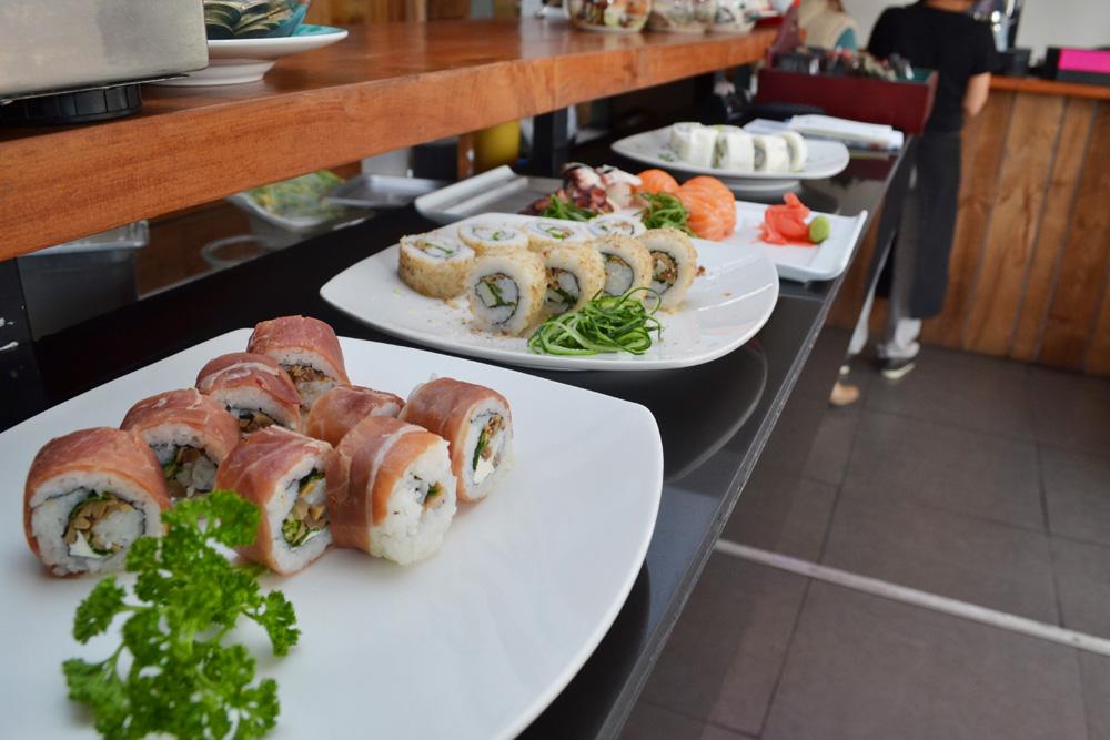 Ozu Sushi 2